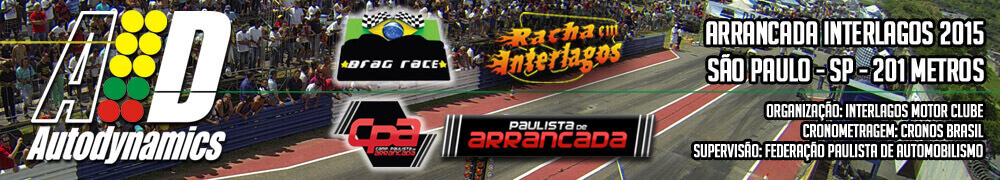 Drag Race | Racha Interlagos - 5ª Etapa