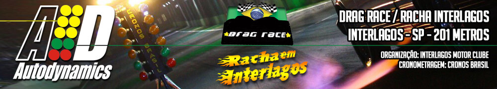 Drag Race / Racha Interlagos 2016 - 1ª Etapa