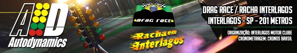 Drag Race / Racha Interlagos 2017 - 6ª Etapa