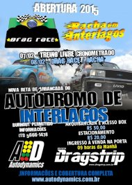 Drag Race | Racha Interlagos - 1ª Etapa