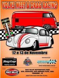 1º Volks Meet Drag Racing 2016