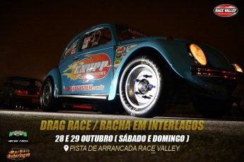 Drag Race / Racha Interlagos 2017 - 8ª Etapa (Race Valley)