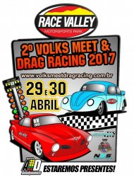 2º Volks Meet Drag Racing 2017