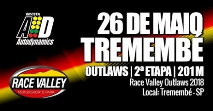 Race Valley Outlaws 2018 - 2ª Etapa
