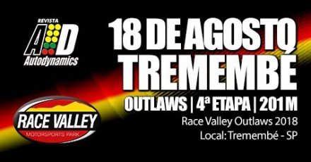 Race Valley Outlaws 2018 - 4ª Etapa