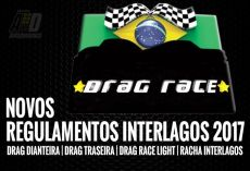 NOVOS REGULAMENTOS DRAG INTERLAGOS