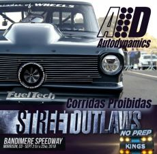 Street Outlaws Corridas Proibidas Estados Unidos