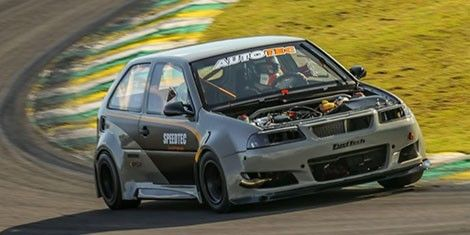 TIME ATTACK TRACK DAY EM INTERLAGOS - 11 E 12 DE OUTUBRO